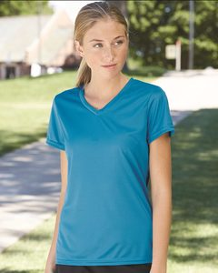 Augusta Sportswear 1790 - Ladies V-Neck Wicking T-Shirt