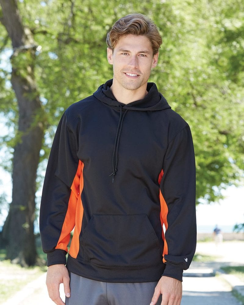 Badger 1454 - BT5 Moisture Management Hooded Sweatshirt