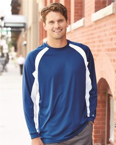 Badger 4154 - B-Dry Core Hook Long Sleeve T-Shirt