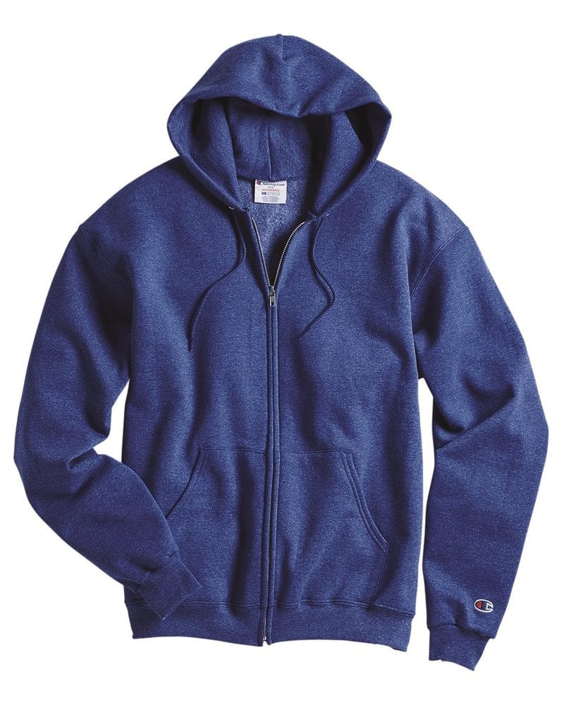 Champion S800 - Eco Full-Zip Hooded Sweatshirt