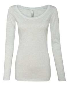 Next Level 6731 - Ladies Triblend Long Sleeve Scoop