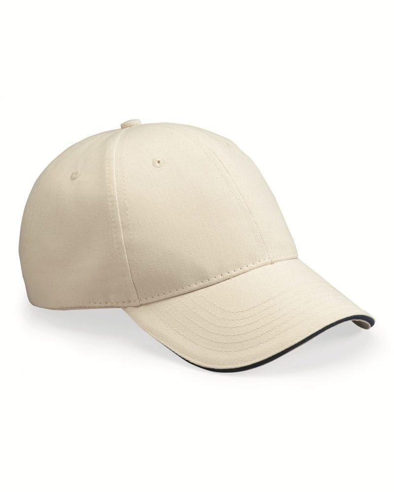 Bayside 3621 - USA-Made Structured Twill Cap