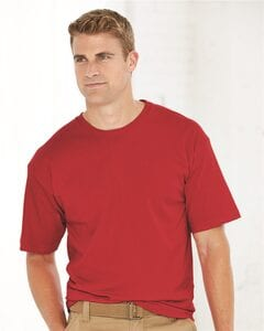 Bayside 5040 - USA-Made 100% Cotton Short Sleeve T-Shirt