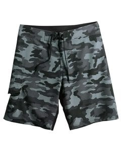 Burnside B9371 - Short camuflados de diamante