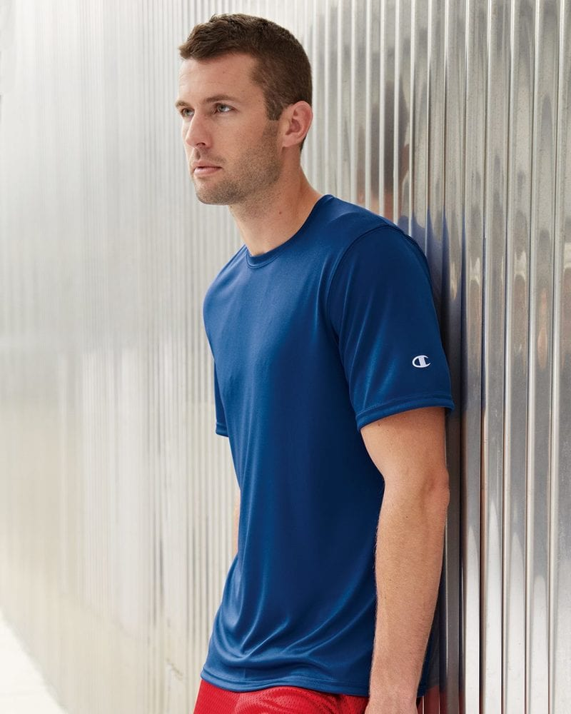 319a9d509 Champion CW22 - Double Dry® Performance T-Shirt | Needen USA