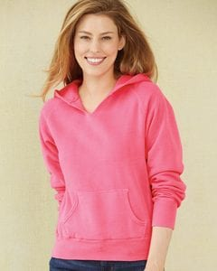 Comfort Colors 1595 - Ladies Garment Dyed Hooded Pullover