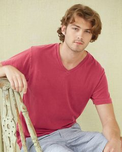 Comfort Colors 4099 - Pigment Dyed V-Neck T-Shirt