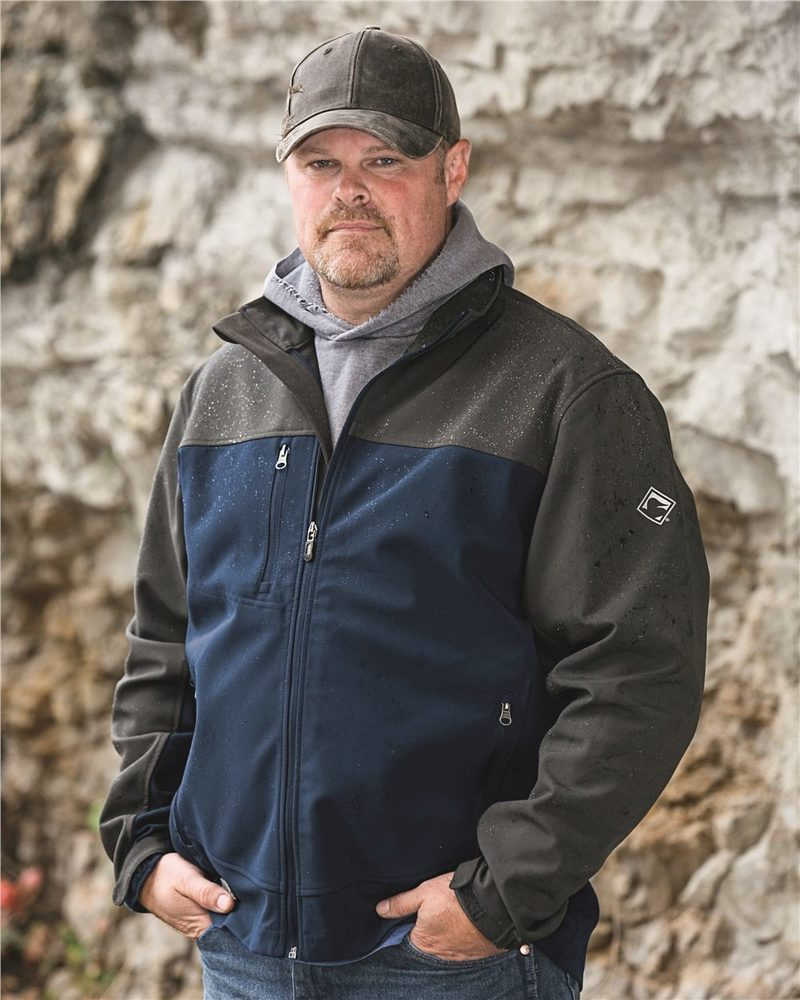 DRI DUCK 5350 - Motion Soft Shell Jacket