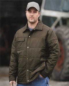 DRI DUCK 5368 - Ranger Tuff Tech Insulated Jacket