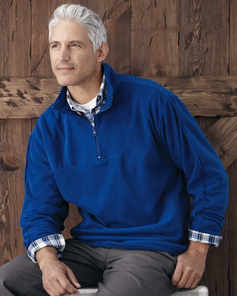 FeatherLite 3351 - Microfleece Quarter-Zip Jacket