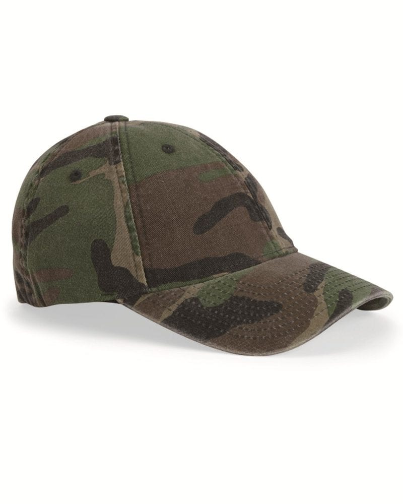 Flexfit 6977CA - Flexfit Garment Washed Camo