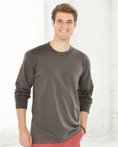 Bayside 6100 - USA-Made Long Sleeve T-Shirt