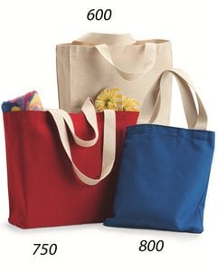 Bayside 800 - USA-Made Promotional Tote