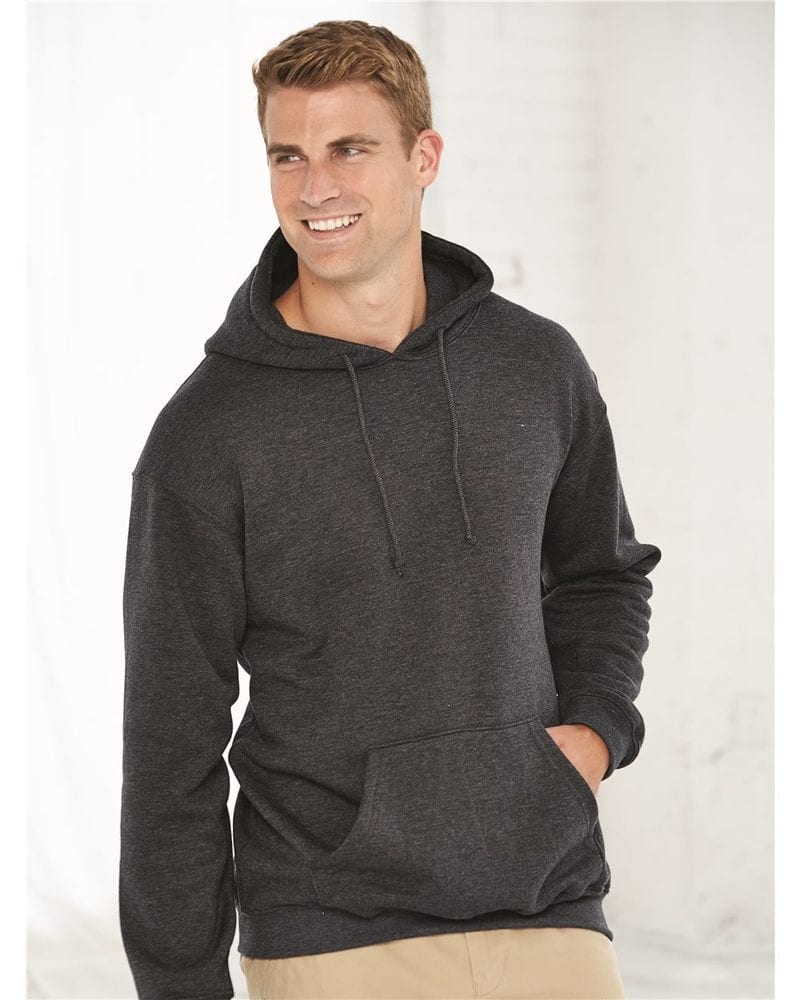 Bayside 960 - USA-Made Hooded Sweatshirt
