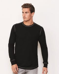 Bella+Canvas 3500 - Long Sleeve Thermal T-Shirt