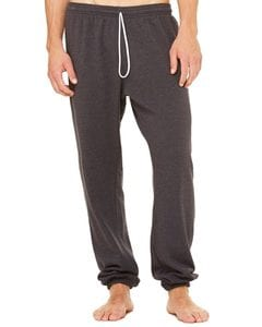 Bella+Canvas 3737 - Unisex Long Scrunch Fleece Pant
