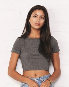 Bella+Canvas 6681 - Ladies Crop Top