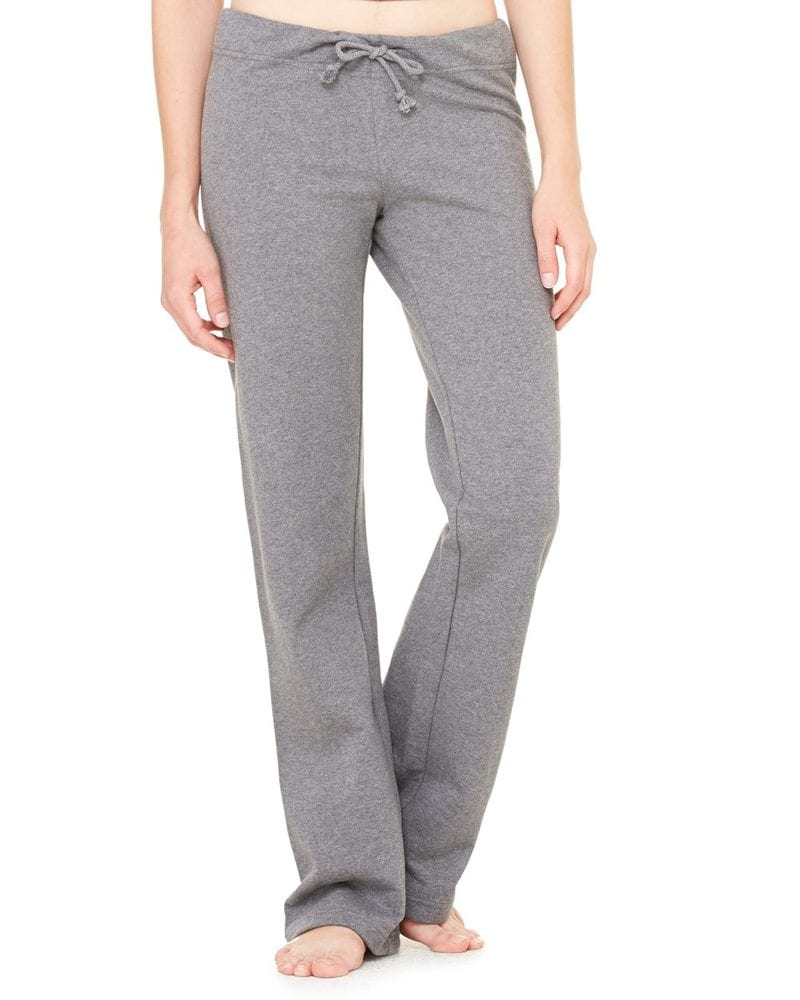 Bella+Canvas 7017 - Ladies' Straight Leg Fleece Sweatpants