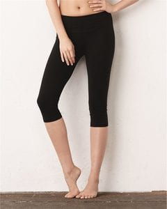 Bella+Canvas 811 - Capri Fit Leggings