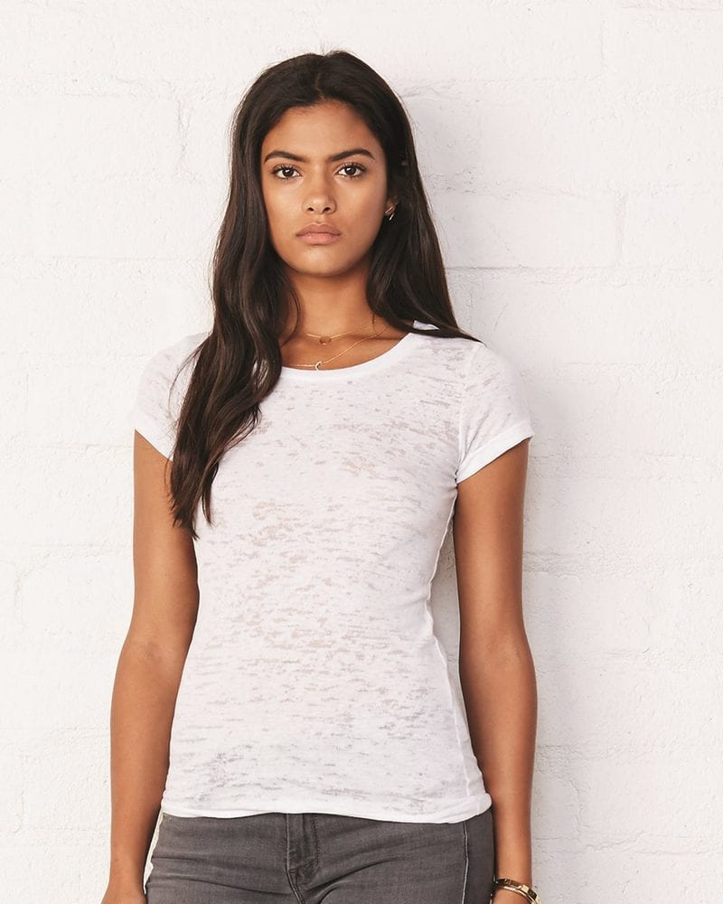 Bella+Canvas 8601 - Ladies' Burnout T-Shirt