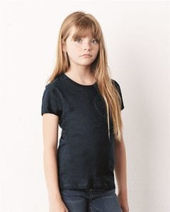 Bella+Canvas 9002 - Girls Short Sleeve Jersey T-Shirt