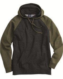 Independent Trading Co. IND40RP - Raglan Hooded Pullover