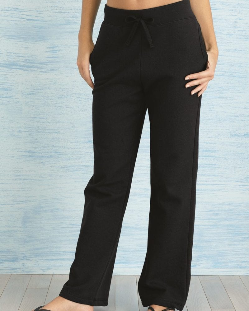 Gildan 18400FL - Heavy Blend™ Ladies' Missy Fit Open Bottom Sweatpants