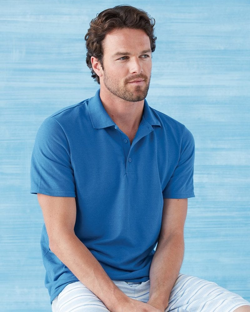 Gildan 45800 - Performance Double Pique Sport Shirt