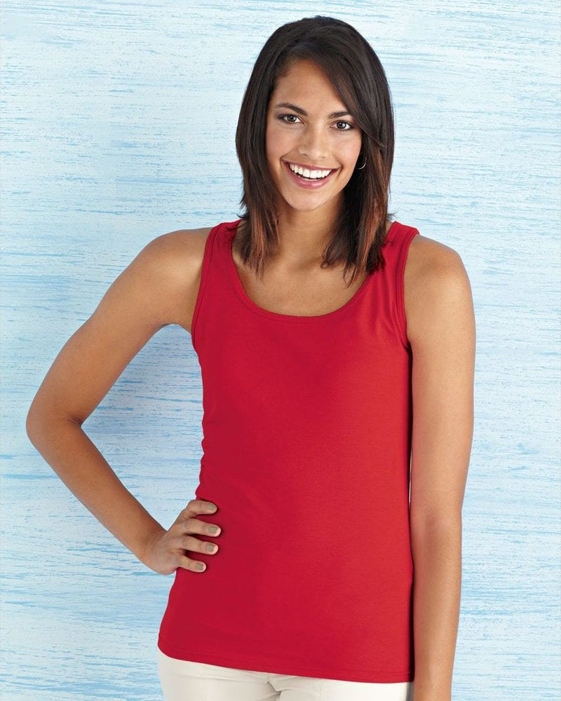 Gildan 64200L - Softstyle Ladies' Tank Top