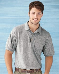 Gildan 8900 - DryBlend™ Jersey Sport Shirt with a Pocket