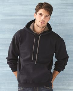 Gildan 92500 - Premium Cotton® Ringspun Fleece Hooded Sweatshirt