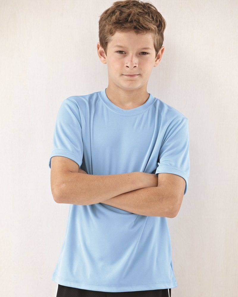 Hanes 482Y - Youth Cool Dri® Short Sleeve Performance T-Shirt