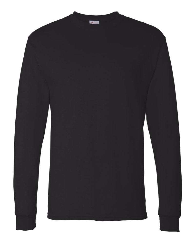 Hanes 5286 - ComfortSoft® Heavyweight Long Sleeve T-Shirt
