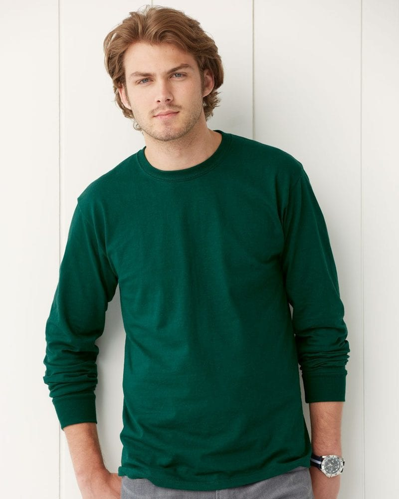 JERZEES 363LSR - HiDENSI-T™ Long Sleeve T-Shirt