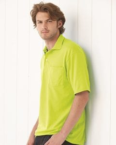 JERZEES 436MPR - SpotShield™ 50/50 Sport Shirt with a Pocket