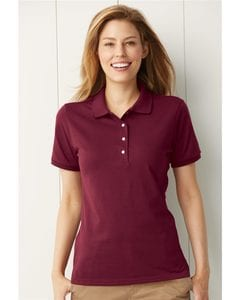 JERZEES 437WR - Ladies Spotshield™ 50/50 Sport Shirt
