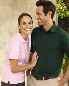 JERZEES 440W - Ladies 100% Ringspun Pique Sport Shirt