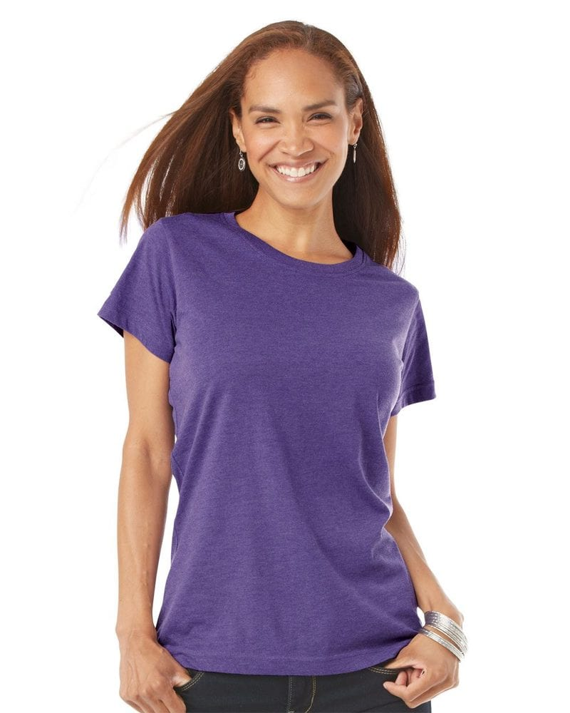 LAT 3505 - Ladies' Vintage Fine Jersey Longer Length T-Shirt