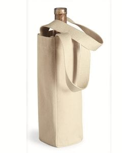 Liberty Bags 1725 - Single Bottle Wine Tote