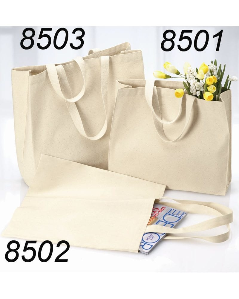 Liberty Bags 8501 - Canvas Tote