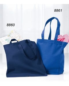 Liberty Bags 8860 - Nicole Cotton Canvas Tote