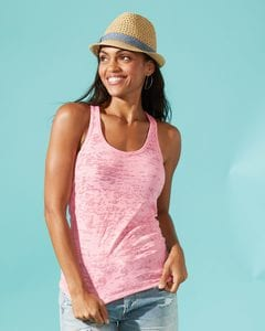 Next Level 6533 - Ladies Burnout Racerback Tank