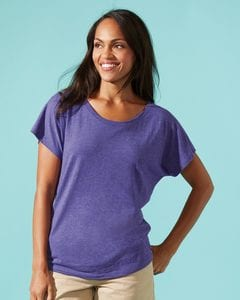 Next Level 6760 - Ladies Triblend Dolman