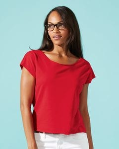 Next Level 6960 - Ladies Terry Dolman