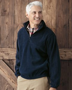 Sierra Pacific 3051 - Quarter-Zip Fleece Pullover