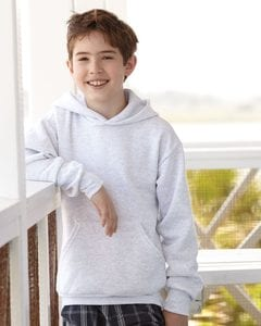 Hanes P473 - EcoSmart® Youth Hooded Sweatshirt