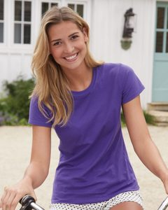 Hanes SL04 - Hanes® Ladies Nano-T® Cotton T-Shirt