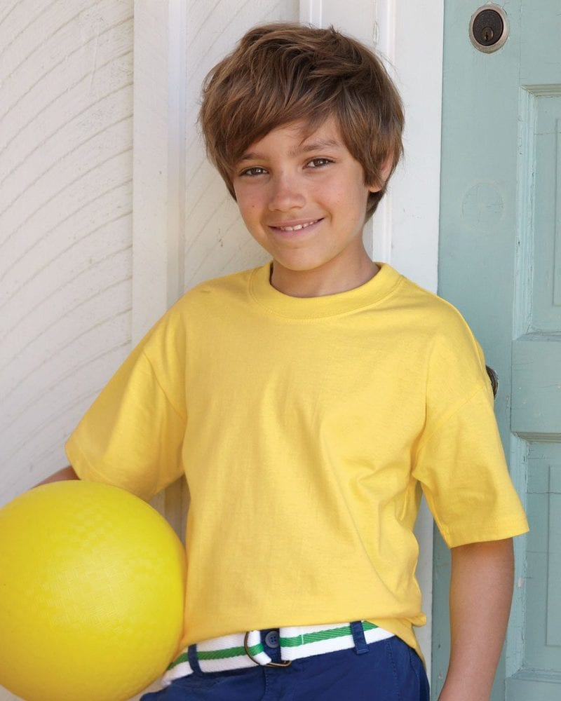 Hanes 5380 - Youth Beefy-T® T-Shirt