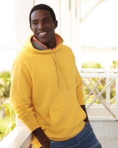 Hanes N270 - Nano Fleece Hooded Pullover Sweatshirt