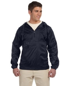 Harriton M750 - Packable Nylon Jacket